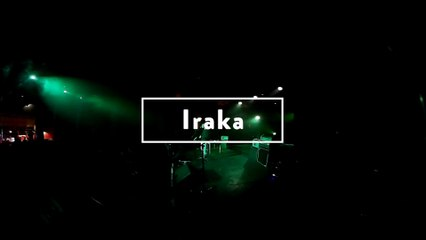 Live de Iraka @ Open Mic Sosh aime les inRocKs lab
