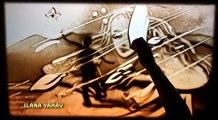 "Sand Art by Ilana Yahav - SandFantasy - ""Sometimes dreams do come true"""