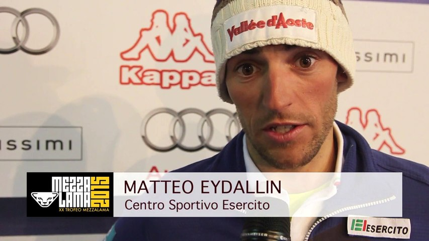XX° Trofeo Mezzalama - il punto di Matteo Eydallin
