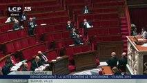 """Renseignements: """"Il n'y a aucune surveillance de masse des Français"""" affirme Manuel Valls"""