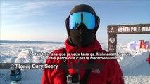 Le marathon du pôle nord, une course aux températures extrêmes