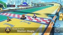 Mario Kart 8 - Station Glagla - La course de l'espoir !