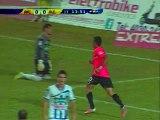 Gol: Puntarenas F.C. 1 - Pérez Zeledón 0