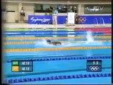 Eric Moussambani Sydney 100m free