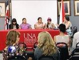 Cinco mujeres indígenas se graduaron en la UNA tras superar un cúmulo de obstáculos
