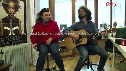Rencontre avec Moriarty à l'occasion de leur nouvel album, Epitaph
