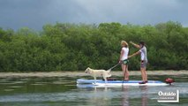 Facing Waves: Stand Up Paddling the Florida Keys