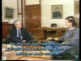 SLOBODAN MILOSEVIC - 1. TV INTERVJU 22.09.1989