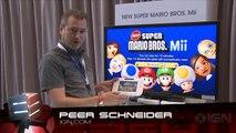 New Super Mario Bros Mii (Wii U) - E3 2011: Hands On Demo