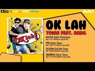 Tegar Feat. Nabil - OK Lah [Official Lyrics Video]