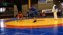 Reilly Bodycomb Highlights 2010-2011: Sambo and No-Gi Grappling