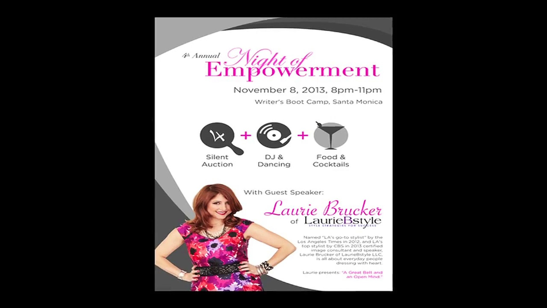 Women Empowered - 2013 - A Non-Profit Organization in Los Angeles