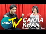 [RUSA TV] Cakra Khan Malaysia Promo Tour - Day 6