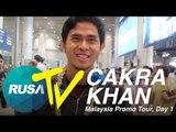 [RUSA TV] Cakra Khan Malaysia Promo Tour - Day 1