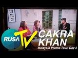 [RUSA TV] Cakra Khan Malaysia Promo Tour - Day 2