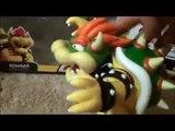 Bowser & Donkey Kong 6 Inch World of Nintendo Figures NEW 2014 in Hand Jakks