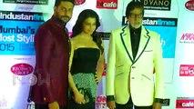 PICS   Aishwarya, Aaradhya, Abhishek Attend Family Wedding - Watch Now