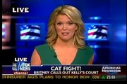 CATFIGHT! BRITNEY SPEARS TAKES ON MEGYN KELLY AND FOX NEWS IN LATEST VIDEO