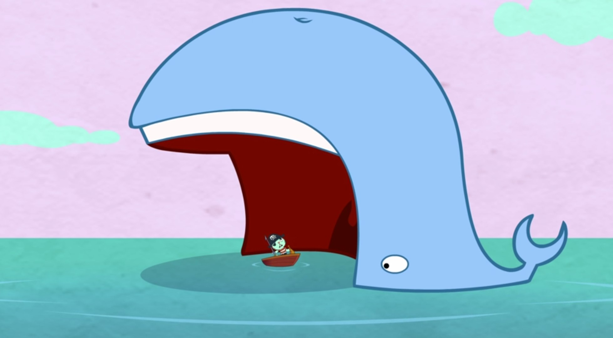 Happy Tree Friends Get Whale Soon Video Dailymotion