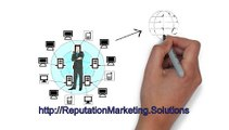 Reputation Marketing get local businesses more clients  using Word of Mouth Referrals Online.