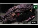 CRIME D'HONNEUR: Une pakistanaise est battue et lapidée à mort par son père