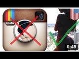 DISCRIMINATION: Instagram n'aime pas les fessiers trop gros