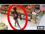 VIDEO CUBI SUR PATTES: Pas de pantalon, pas d'argent, pas de problèmes...