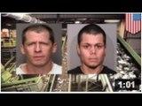 Deux tueurs se sont fait arrêter pour le meurtre de catins en essayant de les recycler