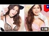 Sexy taïwanese Yuan Ai Fei (袁艾菲) raconte qu'elle a un mauvais caractère