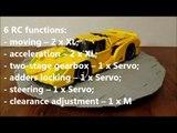 LEGO Technic Ferrari Enzo - Desert Tuning