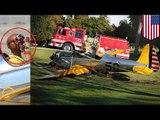 Harrison Ford plane crash: Star Wars actor wounded after crashing World War II-era plane