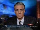Olbermann blasts Bush for fearmongering attacks on freedom