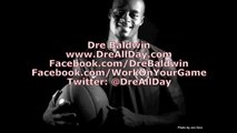 Dre Baldwin: In & Out Crossover Thru Legs Scissor Move Dunk | Scoring Driving Finishing Moves