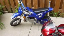 *** 50cc 2 stroke Pocket bike and Mini dirt bike for sale ***