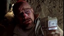 Breaking Bad - Walt loses it - (4x11 Crawl Space Ending Scene)