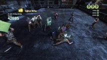 Batman: Arkham City - Rooftop Rumble (Extreme) [as Nightwing] - Combat Challenge