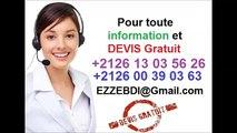 dallage industriel Meknès  +212600 39 03 63