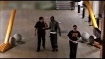 Knife Murder on CCTV - Romford, Essex, UK.