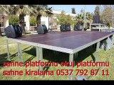 Uygun Fiyatlarla Sahne Platformu Kiralama-Kiralık Platform-Kiralık Sahne-Okul Platform Kiralama-sahne podyum kiralama