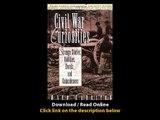 Download Civil War Curiosities Strange Stories Oddities Events and Coincidences