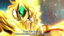 Saint Seiya: Soldiers' Soul - Knights of the Zodiac - Announcement Trailer