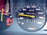 EK9 Honda Civic Type-R On Board Uphill Run