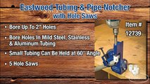 A-Arm Tubing Fabrication - Eastwood TIG Welder, Tubing Bender, Tube Notcher and Powder Coating Gun