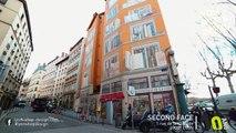 Second Face – Finaliste concours Lyon Shop & Design 2015