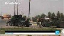 Irak : les jihadistes lancent une nouvelle offensive, l'Irak réclame des renforts