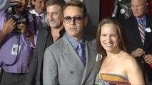 "Robert Downey Jr ""Avengers Age of Ultron"" World Premiere Red Carpet"