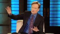 Conan Obrien at Lopez Tonight pt1