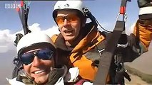 Flying with vultures - extreme animals - BBC wildlife