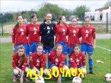 ASJ Soyaux -FC Niort Chamois / 11.04.2015 - Les Buts - Coupe Régionale U14-U17 Féminines