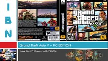 Grand Theft Auto V – PC EDITION - iB Networking